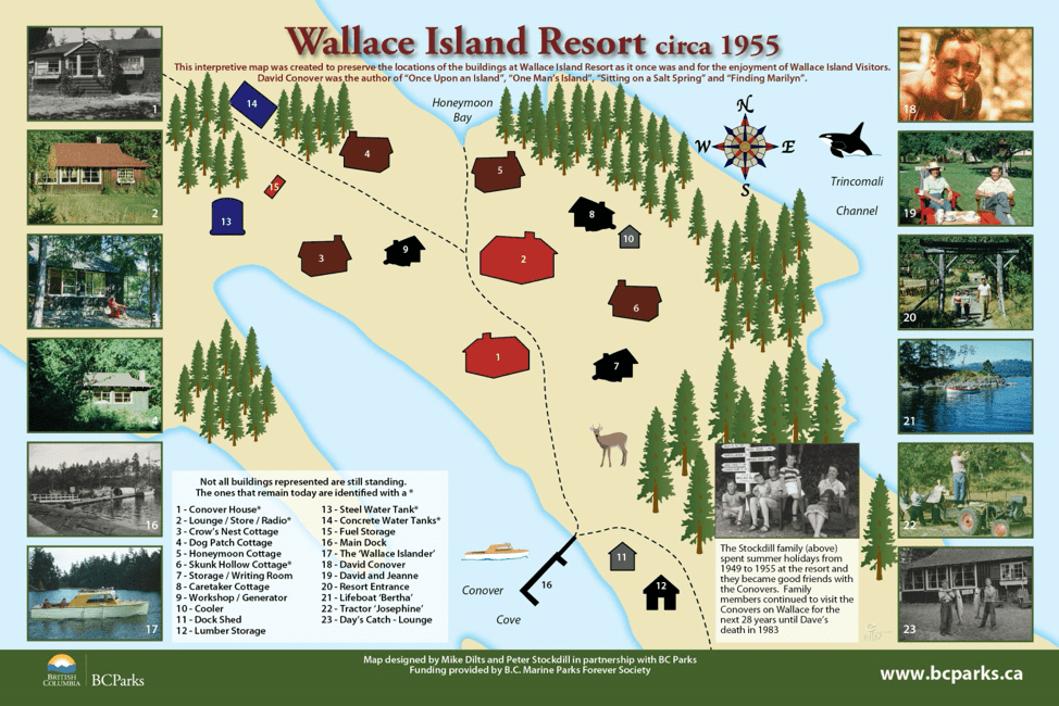 Wallace Island Resort